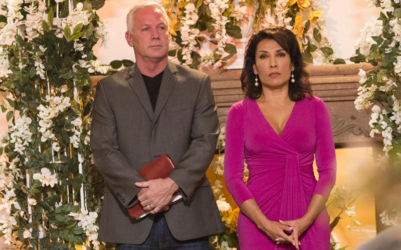 Marriage Boot Camp: Reality Stars, Jim Carroll, Elizabeth Carroll