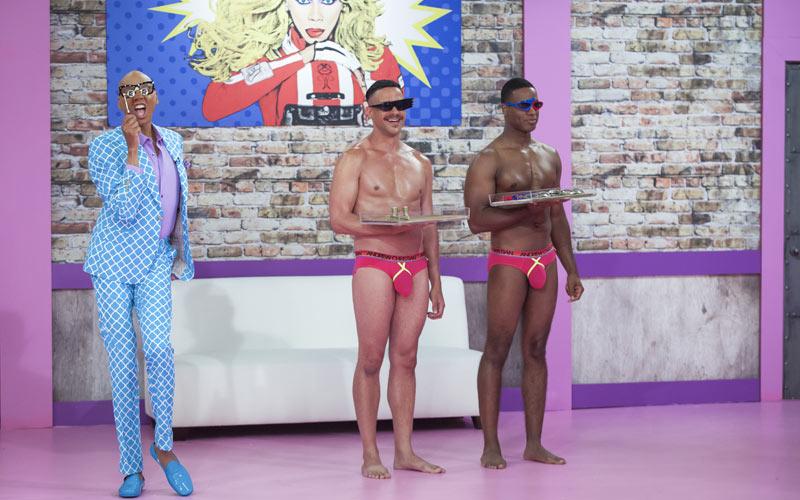 RuPaul Charles, Pit Crew, RuPaul's Drag Race All-Stars 2