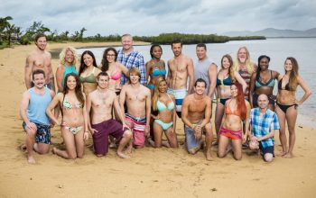 The Survivor Millennials vs. Gen X cast and its ludicrous tribe divisions