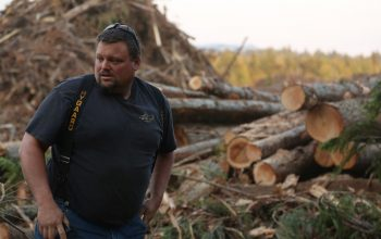 Gabe Rygaard, of History's cancelled Ax Men, was killed in a car accident