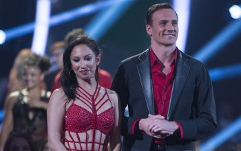 DWTS security intervenes after Ryan Lochte confronted (video)