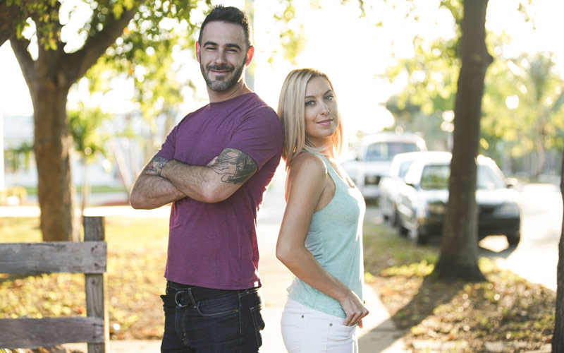 Derek Schwartz, Heather Seidel, Married at First Sight