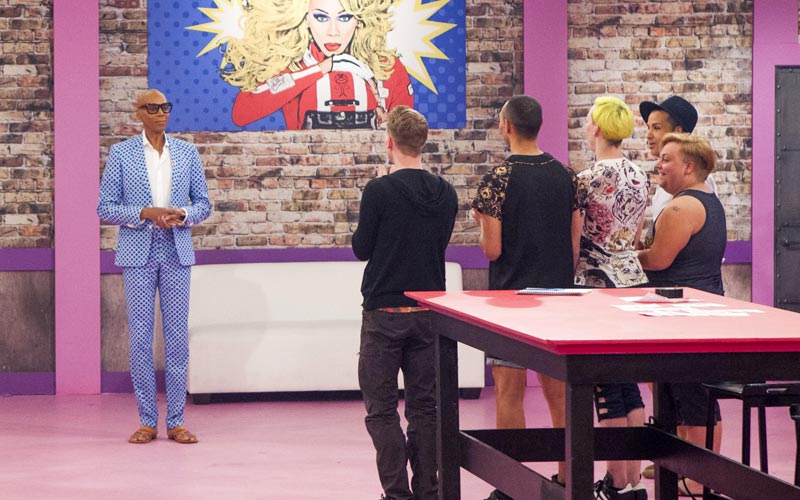 RuPaul's Drag Race All Stars, Revenge of the Queens