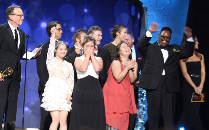 Emmys, Born This Way cast, Jon Murray