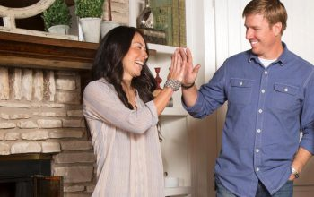Fixer Upper stars Joanna Gaines and Chip Gaines