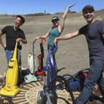 Mythbusters' Kari, Tory, and Grant's new mystery show is a Netflix series
