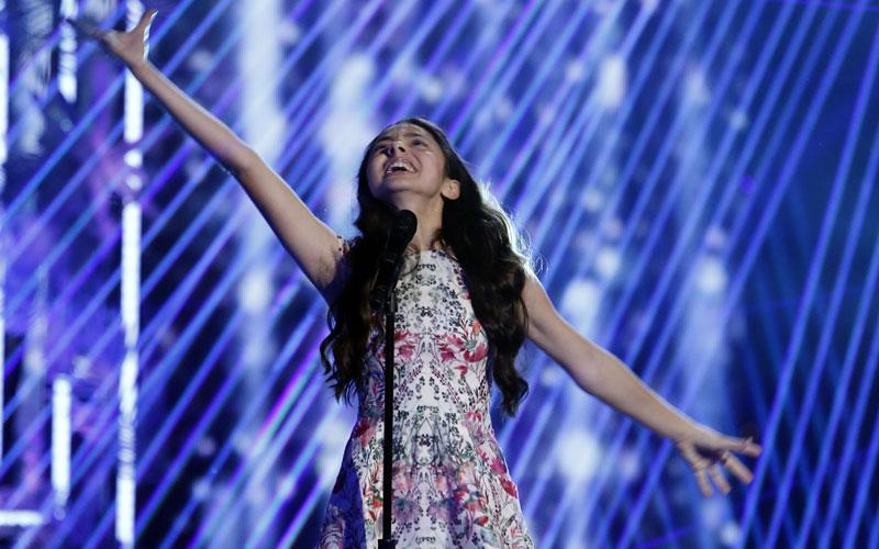 Laura Bretan, America's Got Talent