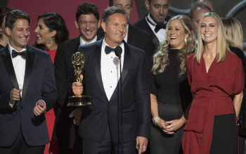 Mark Burnett, Emmy, 68th Primetime Emmy Awards