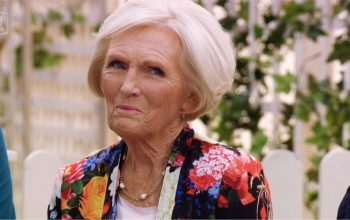 Mary Berry, GBBO