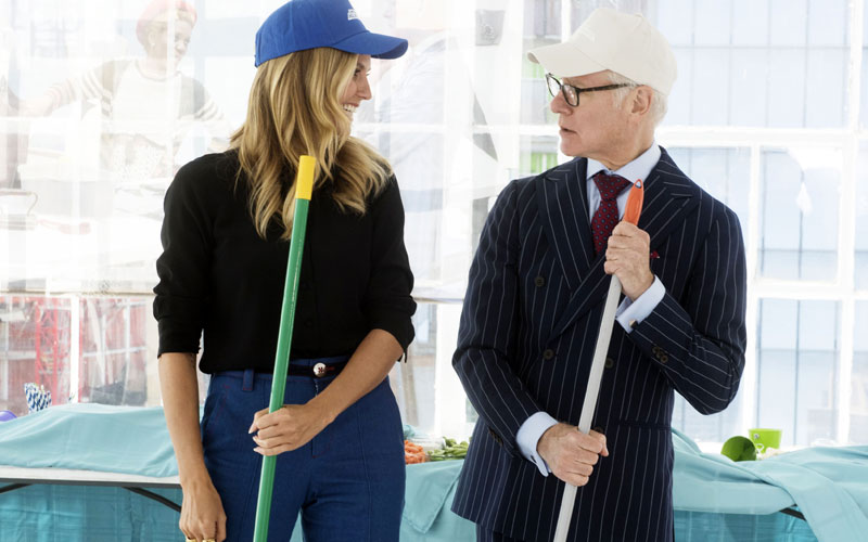 Heidi Klum, Tim Gunn, Project Runway 15
