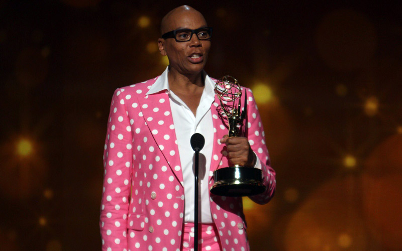 RuPaul Charles, Emmy, reality show host