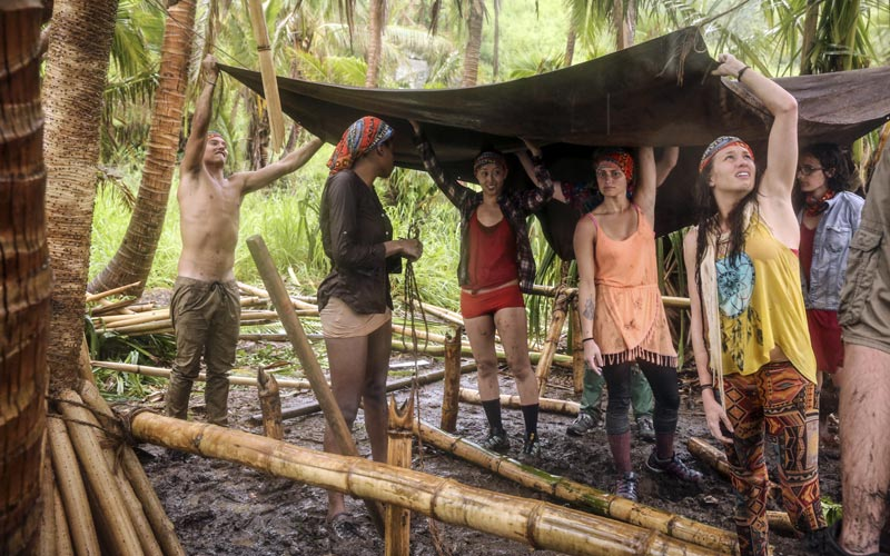 Survivor Vanua tribe, Survivor Millennials vs. Gen X
