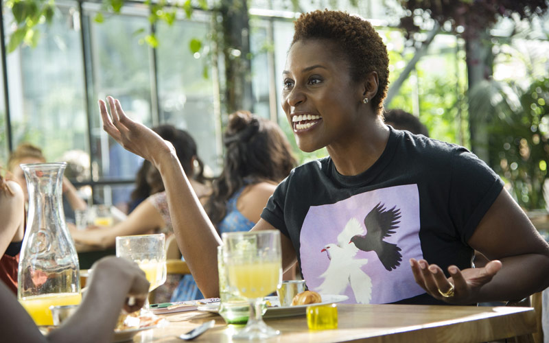 Issa Rae, Insecure episode 2, HBO