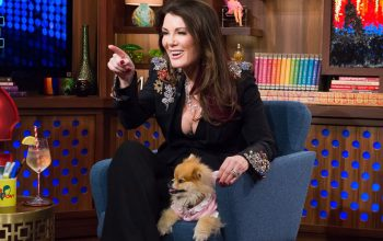 Lisa Vanderpump on Watch What Happens Live