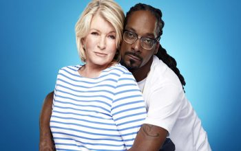 Martha & Snoop's Potluck Dinner Party, Martha Stewart, Snoop