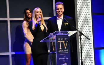 Heidi Montag and Spencer Pratt, Reality TV Awards 2015
