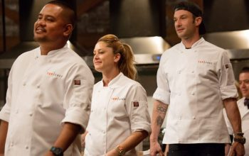 Top Chef Charleston, Sheldon Simeon, Brooke Williamson, Sam Talbot
