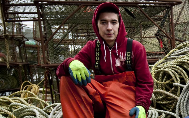 Jake Harris, Deadliest Catch, Cornelia Marie