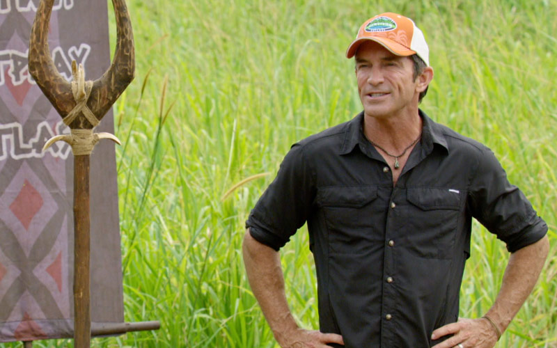 Jeff Probst, Survivor, Million Dollar Gamble