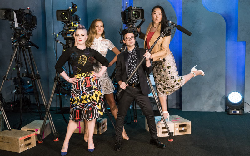Project Runway Junior season two