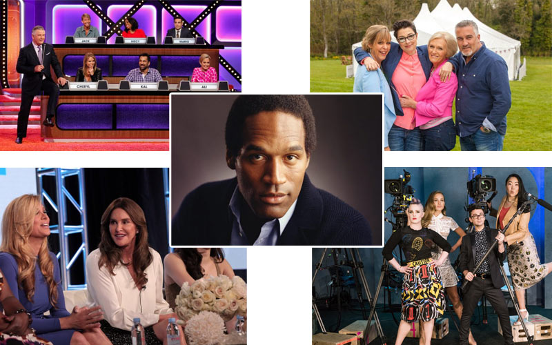 Best reality TV shows 2016