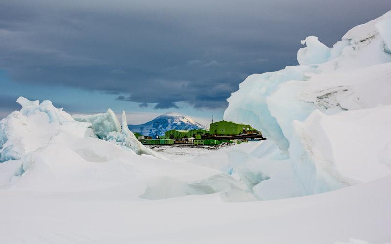 Continent 7: Antarctica, Scott Base