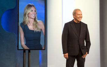 Heidi Klum, Michael Kors, Project Runway