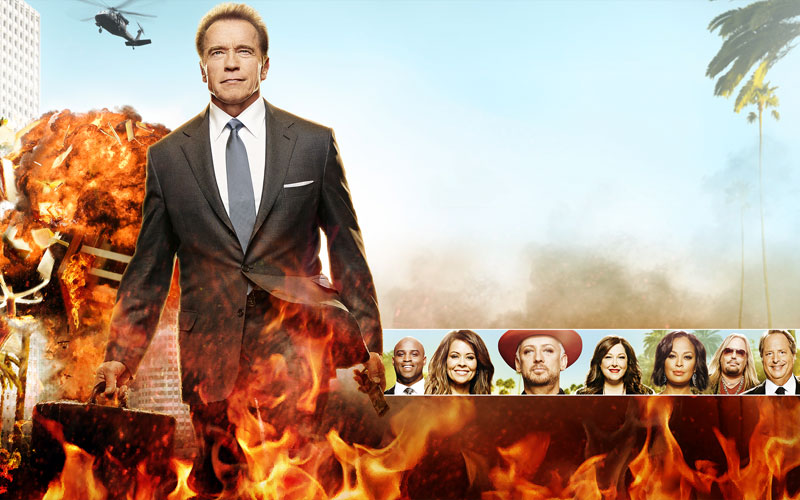 Arnold Schwarzenegger, The New Celebrity Apprentice