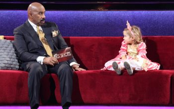 Steve Harvey, Joanna Lomelino, Little Big Shots