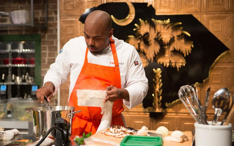 Gerald Sombright, Top Chef Charleston