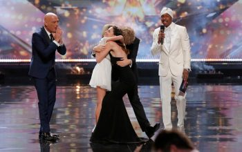America's Got Talent 11, Howie Mandel, Grace VanderWaal, The Clairvoyants, Nick Cannon