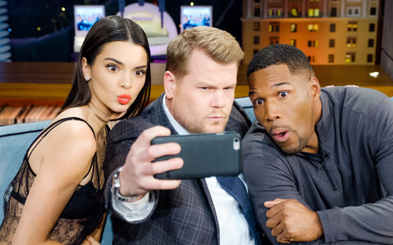 Carpool Karoke, Apple Music, Kendall Jenner, James Corden