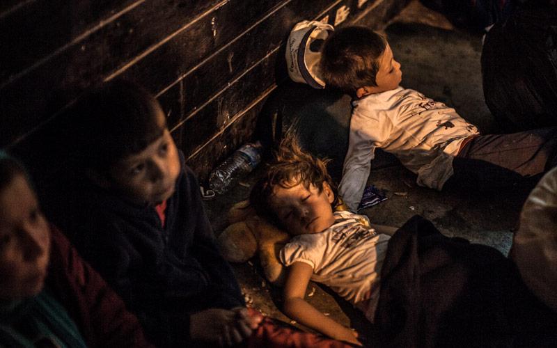 Frontline, Exodus, Afghan refugees, Greece