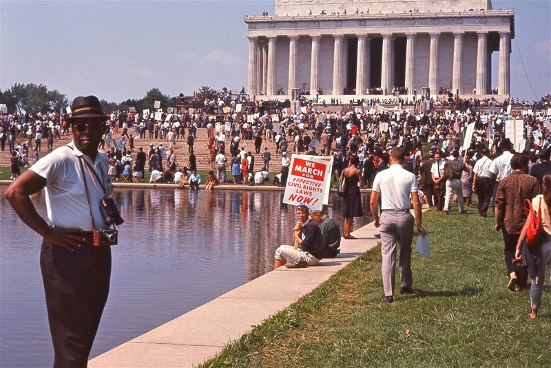 I Am Not Your Negro, March on Washington
