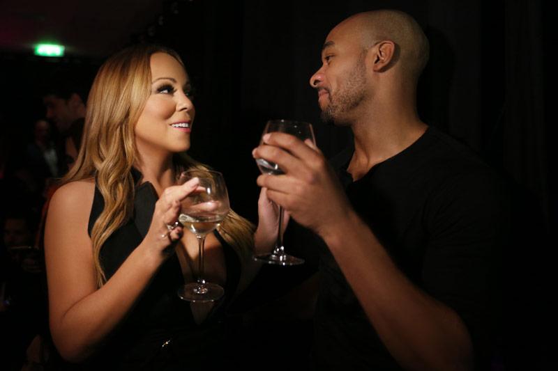 Mariah's World, Mariah Carey