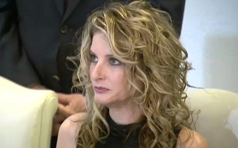 Summer Zervos, news conference, Donald Trump lawsuit