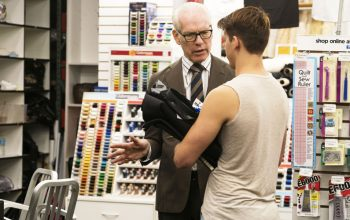 Tim Gunn, Rene, Project Runway Junior