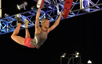 Jessie Graff, American Ninja Warrior All Stars