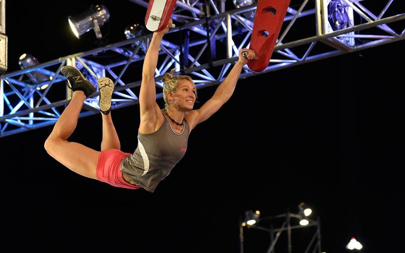 Jessie Graff, American Ninja Warrior All Stars
