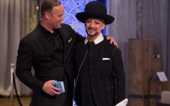 Matt Iseman, Boy George, The New Celebrity Apprentice