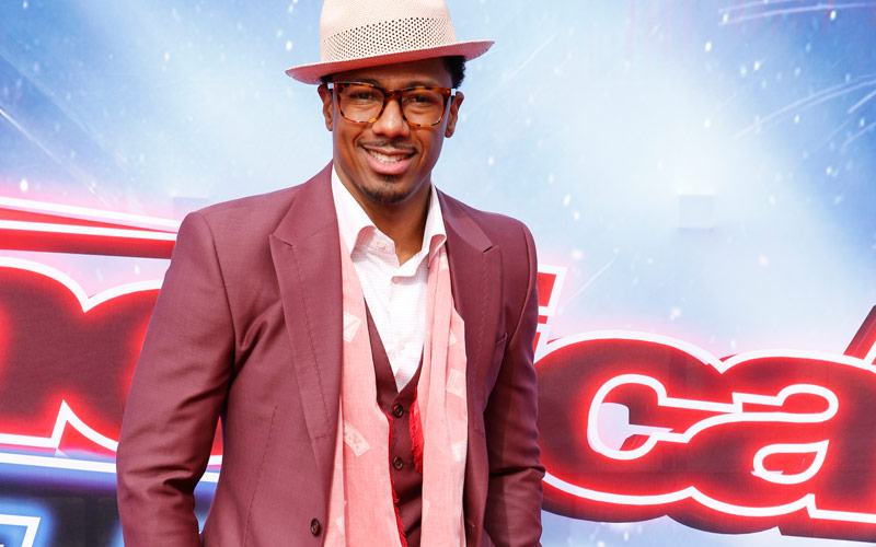 Nick Cannon, host, America's Got Talent