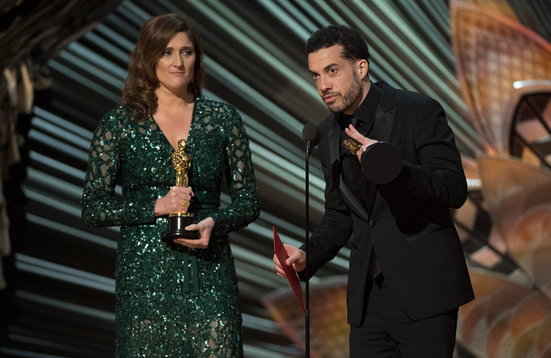 Oscars, Caroline Waterlow, Ezra Edelman