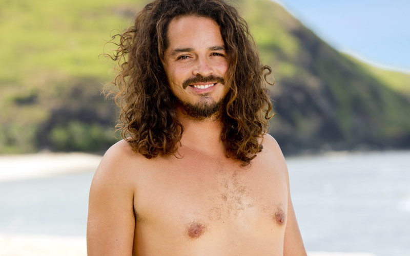Ozzy Lusth, Survivor Game Changers