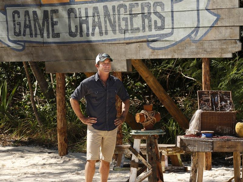 Survivor Game Changers, Jeff Probst