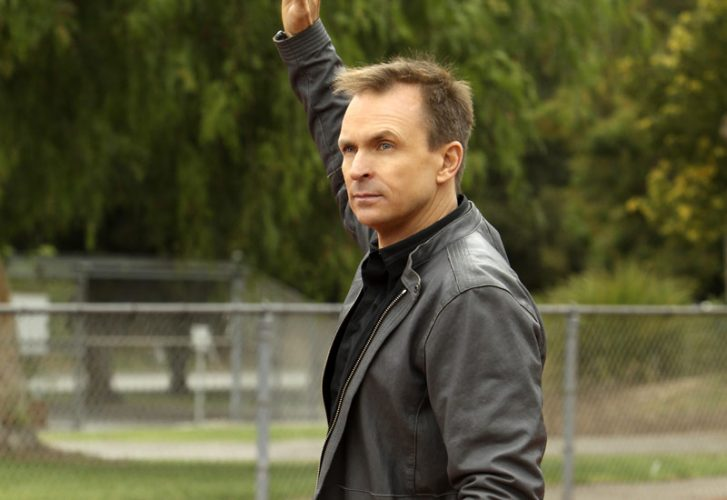 Phil Keoghan, Amazing Race 24, start