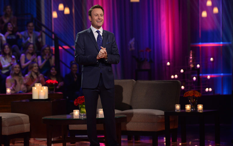 Chris Harrison, The Bachelor 19, The Women Tell All