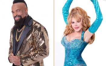 Dancing with the Stars 24, Mr. T, Charo