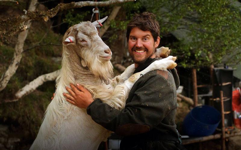 Eden, Glenn, goat, Channel 4