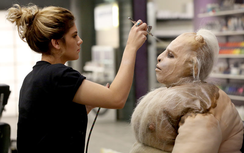 What Face Off is doing this season is unexpected and wonderful