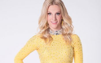 Heather Morris, Dancing with the Stars season 24
